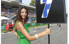 Formel 1 Grid Girls - Monza - GP Italien 2016