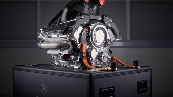 Formel 1 - Mercedes V6-Turbo
