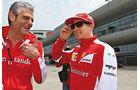 Formel 1 - Saison 2015 - Kimi Räikkönen - Ferrari - GP China 2015