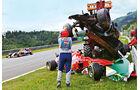 Formel 1 - Saison 2015 - Räikkönen - Alonso - GP Österreich 2015