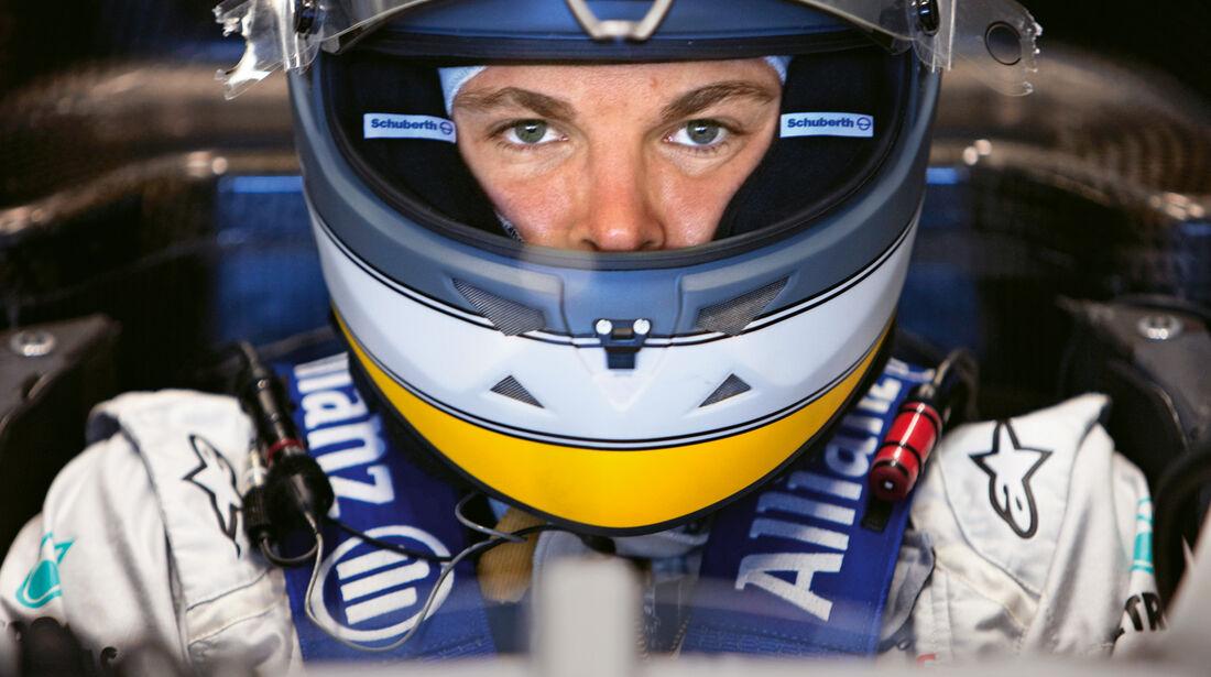 Formel 1, Sicherheitsgurte, Cockpit
