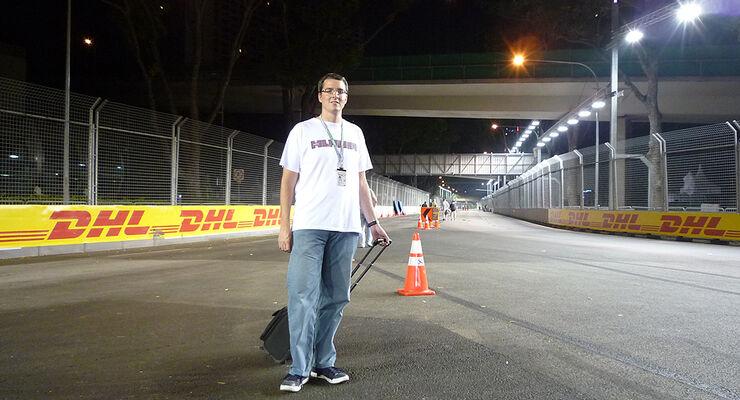Formel 1 Tagebuch 2009