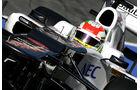 Formel 1-Test, Barcelona, 21.2.2012, Sergio Perez, Sauber