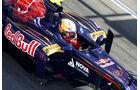 Formel 1-Test, Barcelona, 23.2.2012, Jean-Eric Vergne, Toro Rosso