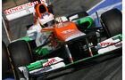 Formel 1-Test, Barcelona, 24.2.2012, Paul di Resta, Force India