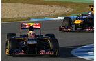 Formel 1-Test, Jerez, 9.2.2012, Jean-Eric Vergne, Toro Rosso