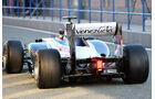 Formel 1 Test, Jerez, Tag 1, Williams, Pastor Maldonado