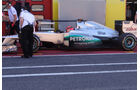 Formel 1-Test, Mugello, 02.05.2012, Michael Schumacher, Mercedes GP