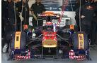 Formel 1 test 2011 Buemi