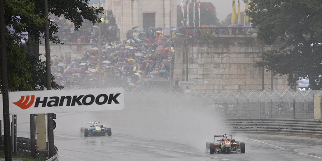 Formel 3 2012 Norisring, Daniel Juncadella, Raffaele Marciello