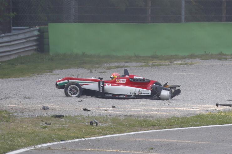Formel 3 EM - Monza - 2015