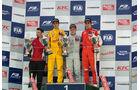 Formel 3-EM, Nürburgring, 2. Rennen, Podest