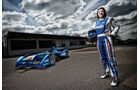 Formel E - Katherine Legge - 2014