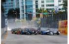 Formel E - ePrix - Miami - Start - 14. März 2015