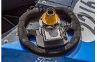 Formel Ford, Lenkrad