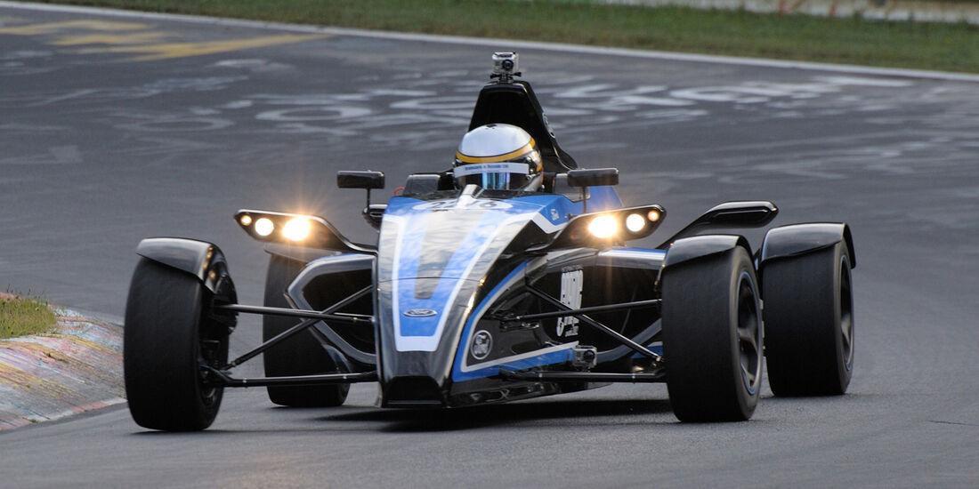 Formel Ford Nordschleife 2012