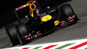 Formula 1 Grand Prix, Italy, Friday Practice
