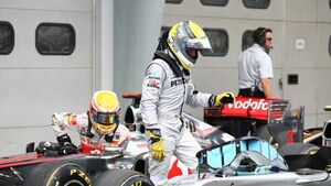 Formula 1 Grand Prix, Malaysia, Saturday Qualifying