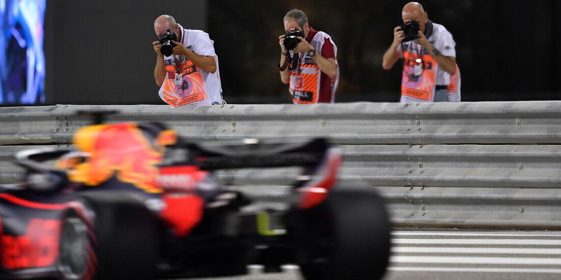Fotografen - Formel 1 - GP Bahrain - 7. April 2018