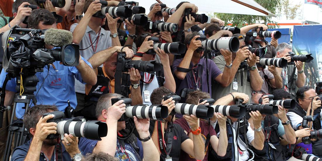 Fotografen - GP Australien - Melbourne - 15. März 2012