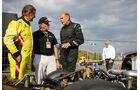 Franz Klammer & Hans-Joachim Stuck  - Legenden-Parade - GP Österreich 2018