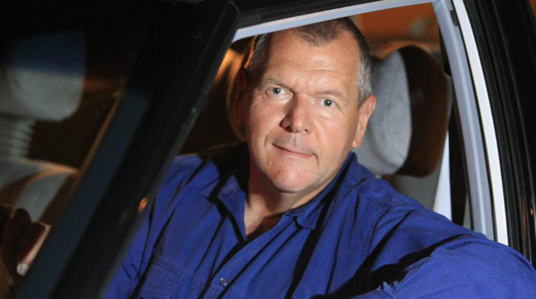 Franz-Peter Hudek, Pontiac Bonneville SSE