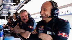 Franz Tost - Toro Rosso - GP Kanada 2011