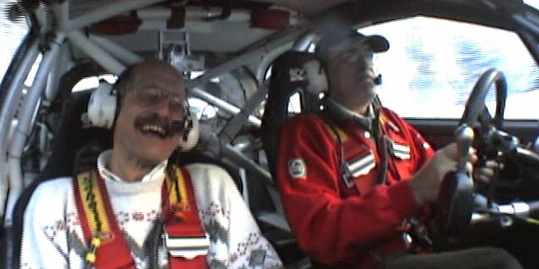 Franz Wittman, Kurt Nestinger, Onboard, Toyota Corolla WRC, Helmut Deimel, Das Feuer in mir