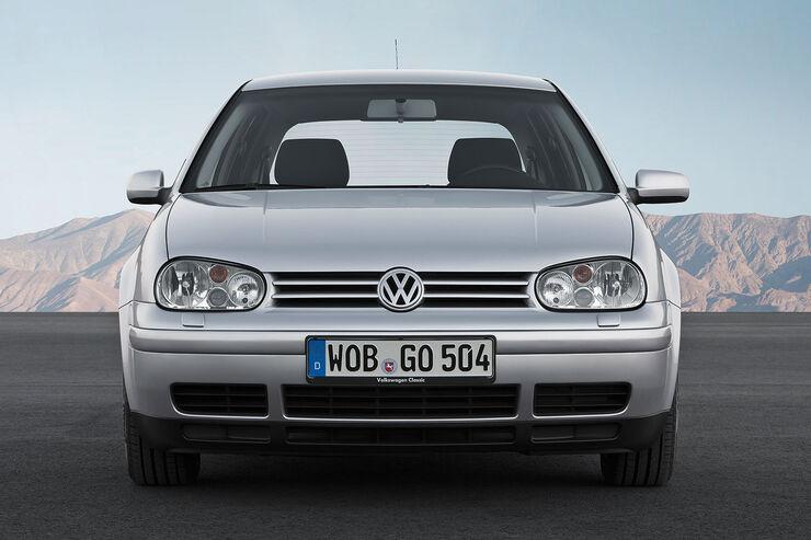 vw golf iv (typ 1j) technische daten - auto motor und sport
