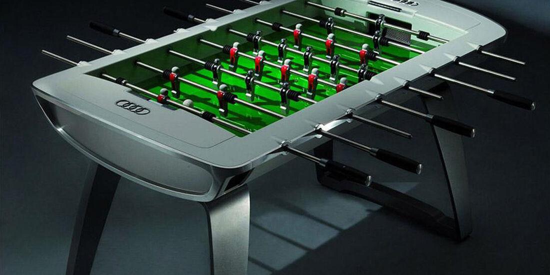 Fußball-Weltmeisterschaft 2010, Fußball WM, Audi Kicker