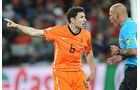 Fußballweltmeisterschaft Mark van Bommel