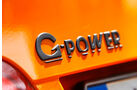 G-Power-BMW M3 GTS Emblem