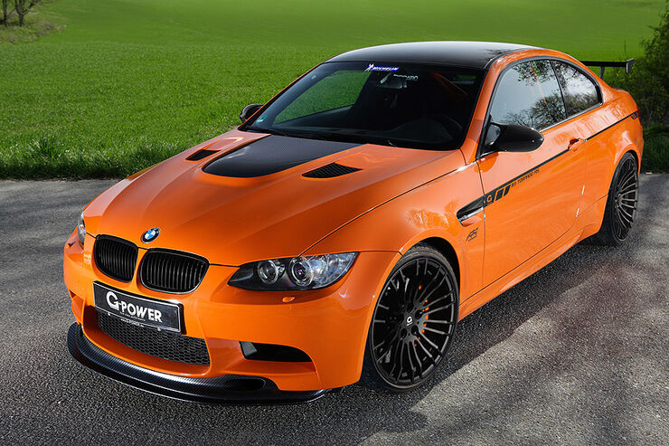 G-Power-BMW M3 Tornado RS