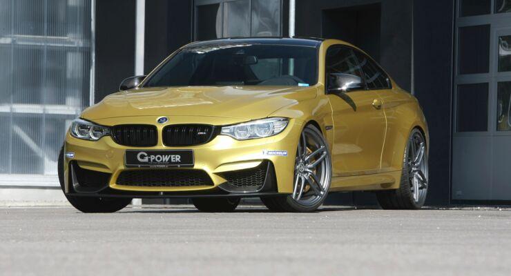 G-Power BMW M4 und M3