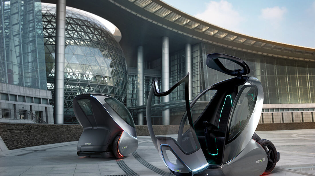 GM EN-V Concept, General Motors