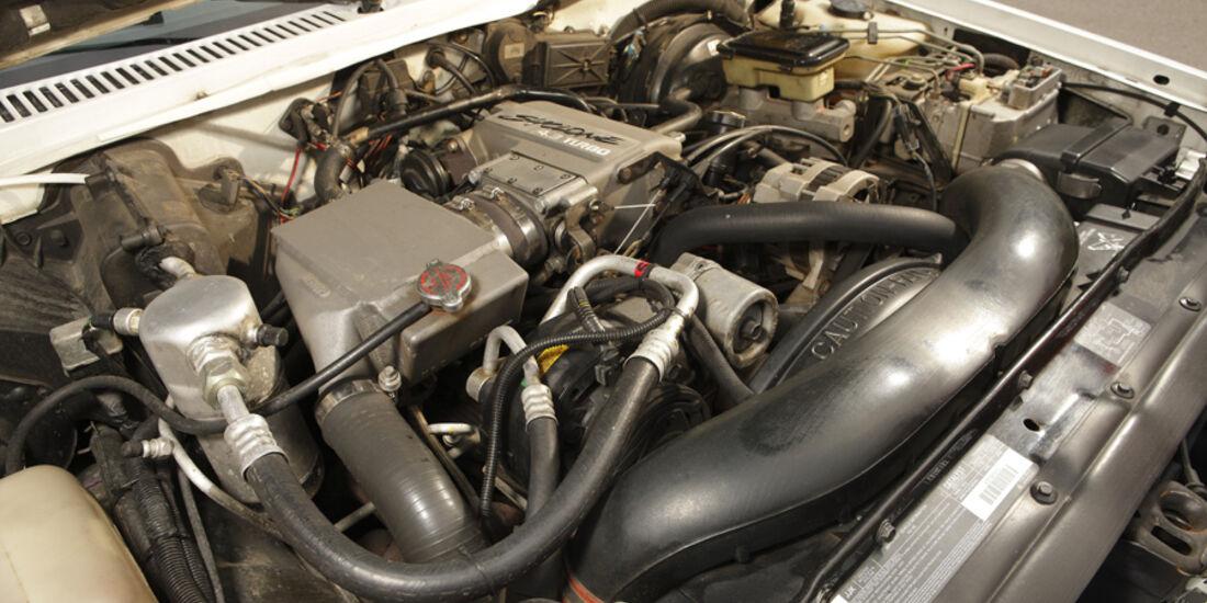 GMC Typhoon, Motor