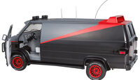GMC Van, ATeam, Hot Wheel Filmautoklassiker 2013