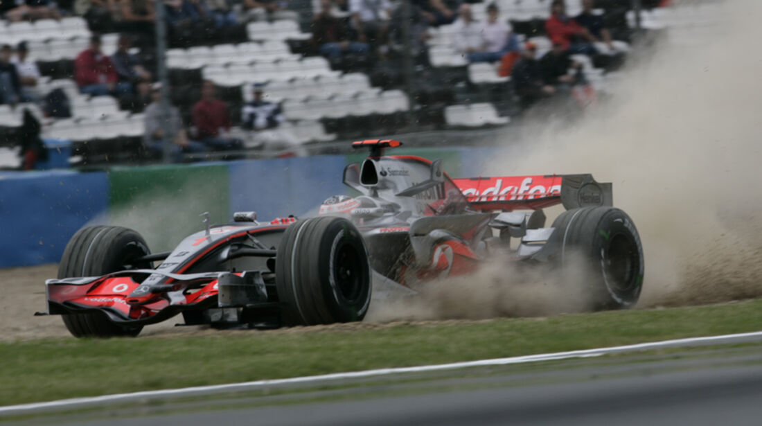 GP Frankerich 2007 Fernando Alonso