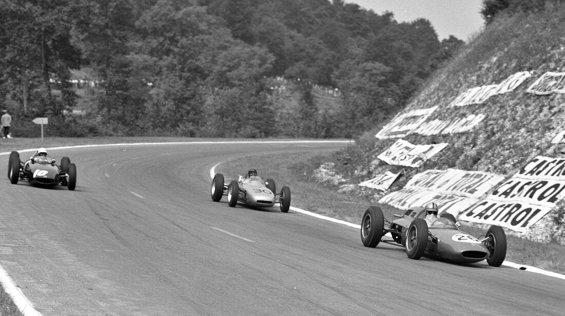 GP Frankreich 1962 - Rouen