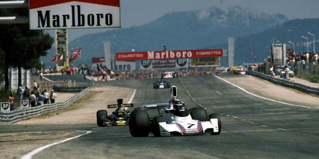 GP Frankreich 1975 - Paul Ricard