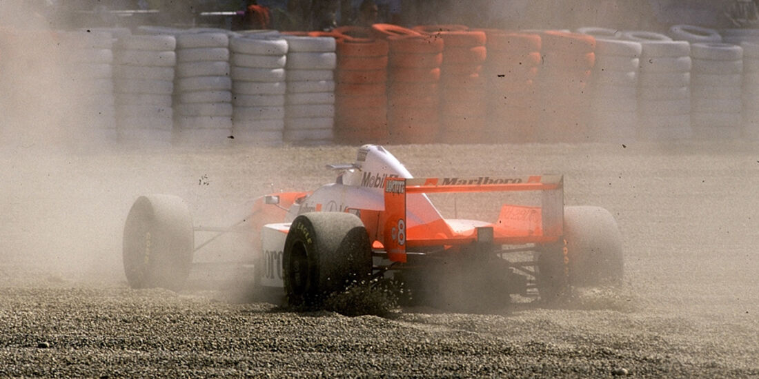 GP Italien 1996 Coulthard
