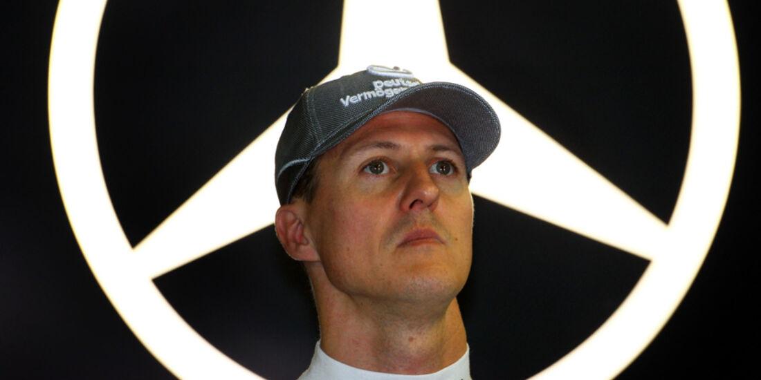 GP Kanada 2010 Schumacher
