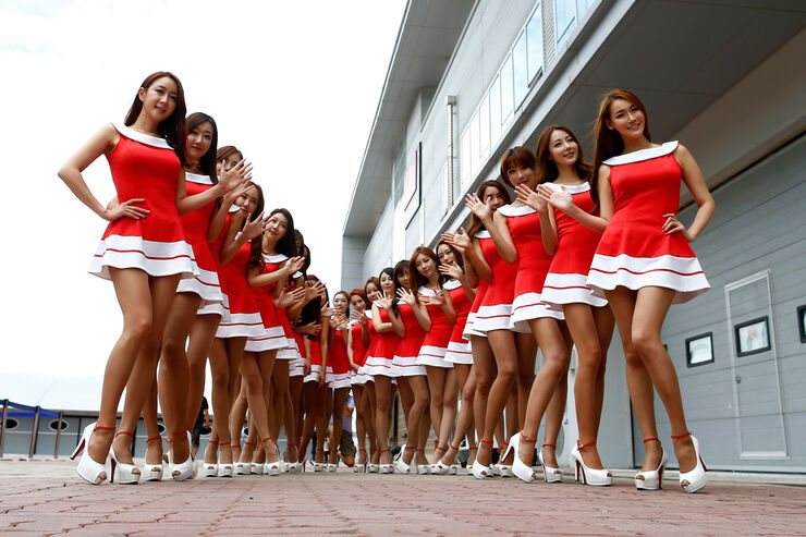 GP Korea 2013 - Formel 1-Tagebuch