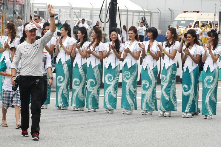 GP Malaysia 2011 Formel 1