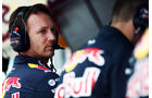 GP Malaysia - Christian Horner - Red Bull - Qualifikation - Samstag - 28.3.2015