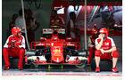 GP Malaysia - Ferrari - Qualifikation - Samstag - 28.3.2015