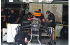 GP Malaysia - Lotus - Formel 1 - Donnerstag - 26.3.2015