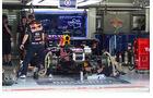 GP Malaysia - Red Bull - Formel 1 - Freitag - 27.3.2015
