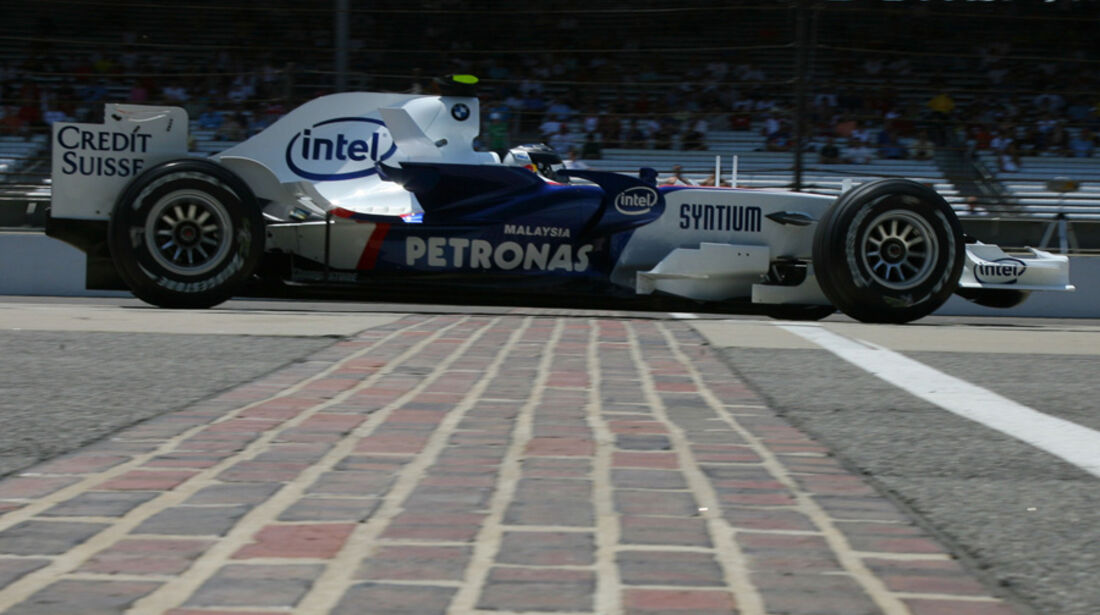 GP USA 2007 Vettel