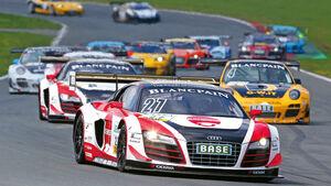 GT Masters, Rennszene, Audi
